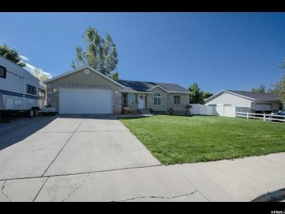 Santaquin Single Family Home For Sale: 476 E 560 S