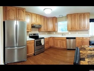 Pleasant Grove Single Family Home For Sale: 521 W 850 N