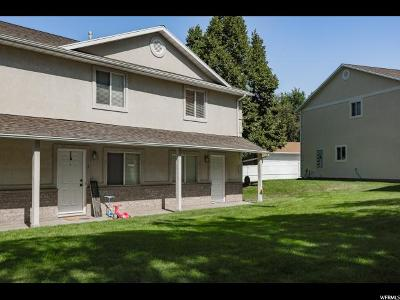 Perry Townhouse For Sale: 420 W 2000 S #4
