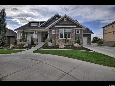 American Fork Single Family Home For Sale: 437 N 1100 E