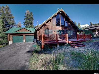 Park City Single Family Home For Sale: 205 Lower Evergreen