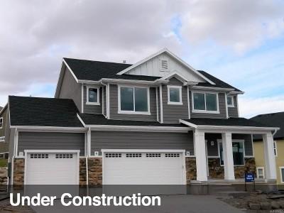 Saratoga Springs Single Family Home For Sale: 3121 S Lori Ln #6114