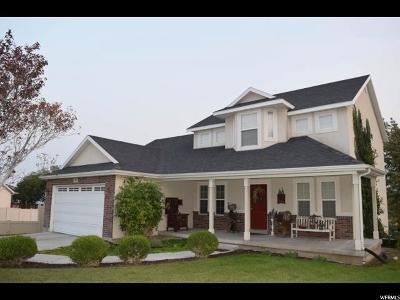 Saratoga Springs Single Family Home For Sale: 197 W Vineyard Way N