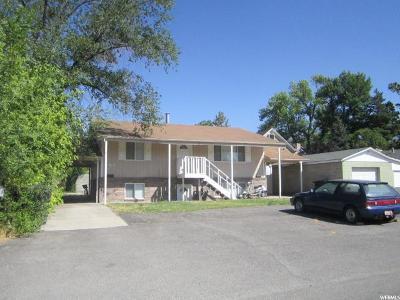 Springville Multi Family Home For Sale: 187 S 300 W