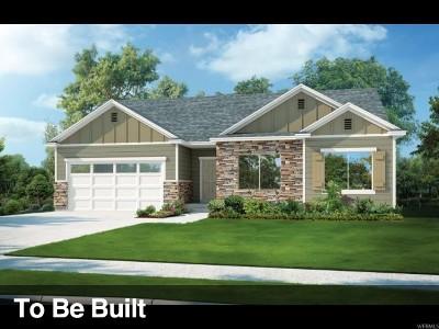 Saratoga Springs Single Family Home For Sale: 3343 S Tytus Ln #6521