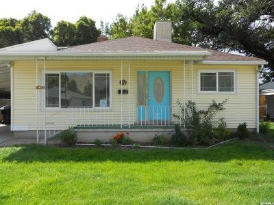 Springville Single Family Home For Sale: 260 S Brookside Dr
