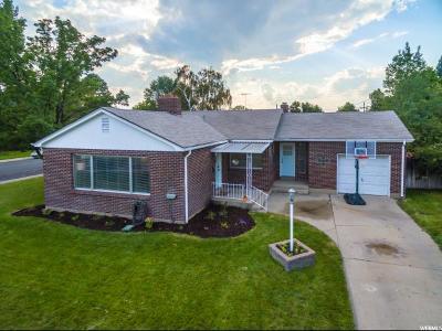 Orem Single Family Home For Sale: 696 S 560 E