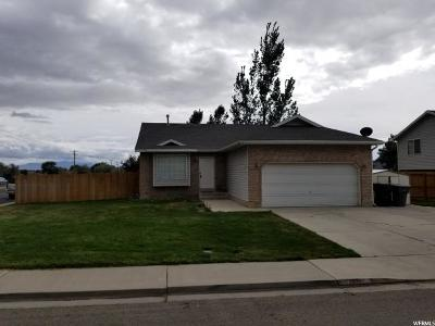 Pleasant Grove Single Family Home For Sale: 1317 W 600 N