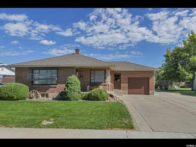 Spanish Fork Single Family Home For Sale: 260 W 200 N