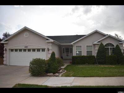 Provo Single Family Home For Sale: 2080 S Alaska Ave E