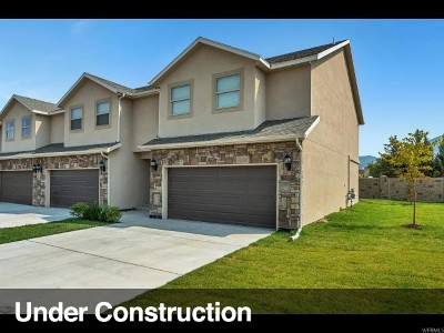 Spanish Fork Townhouse For Sale: 842 N 1120 E