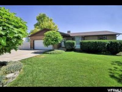 Pleasant Grove Single Family Home For Sale: 960 E 830 S