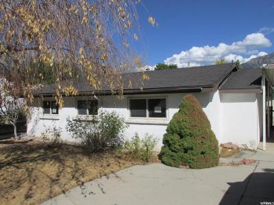 Orem Single Family Home For Sale: 966 N 350 E