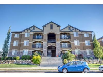 Pleasant Grove Condo For Sale: 496 S 2150 W #203