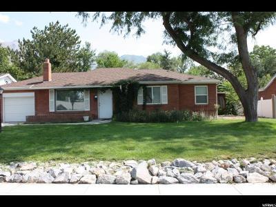 Pleasant Grove Single Family Home For Sale: 55 S 500 E