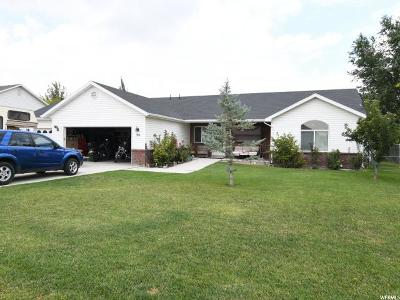 Tremonton Single Family Home For Sale: 944 W 675 N