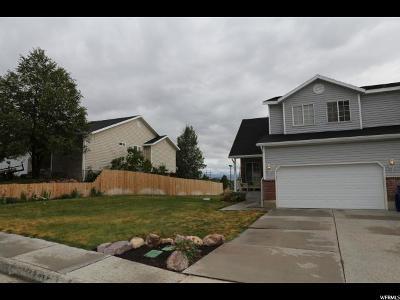 Santaquin Single Family Home For Sale: 407 N Peach St