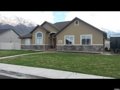 Santaquin Single Family Home For Sale: 116 E 820 N