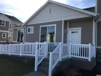 Eagle Mountain Townhouse For Sale: 1771 E Skyline Dr #4
