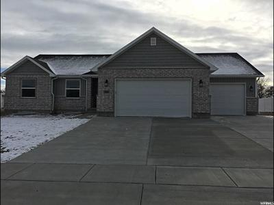 Tremonton Single Family Home For Sale: 656 E 100 N