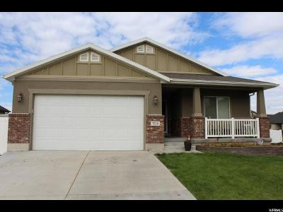 West Valley City Single Family Home For Sale: 5228 W Gateshead