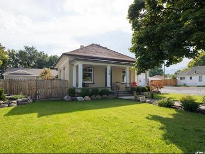 Spanish Fork Single Family Home For Sale: 39 S 400 E