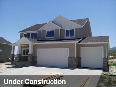 Saratoga Springs Single Family Home For Sale: 73 W Hillside Dr