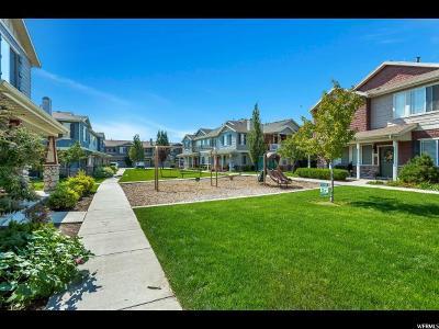 Pleasant Grove Condo For Sale: 36 S 1580 W #W4