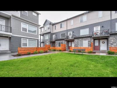 Pleasant Grove Townhouse For Sale: 26 S 1700 W