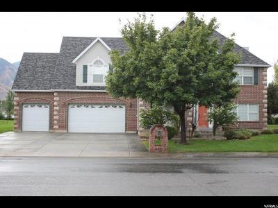 Spanish Fork Single Family Home For Sale: 956 E Crosswinds Dr