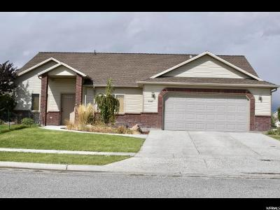Tremonton Single Family Home For Sale: 2662 500 N