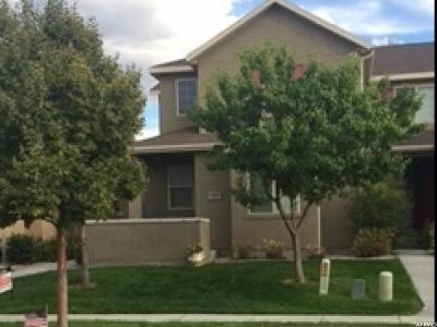 Stansbury Park Townhouse For Sale: 448 E Brigham Rd