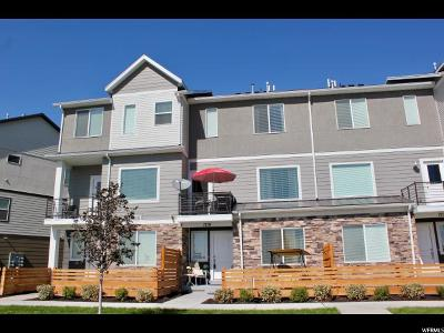 Pleasant Grove Townhouse For Sale: 1719 W 60 S
