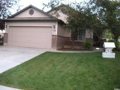 Spanish Fork Single Family Home For Sale: 775 W 180 S