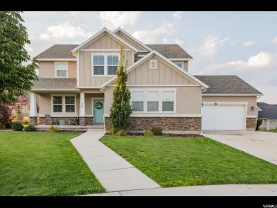 Saratoga Springs Single Family Home For Sale: 78 E Windlass Rd S