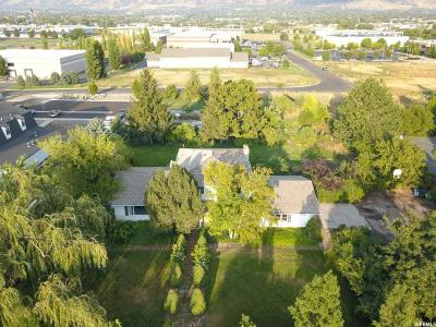 Kaysville Single Family Home For Sale: 492 N Flint St
