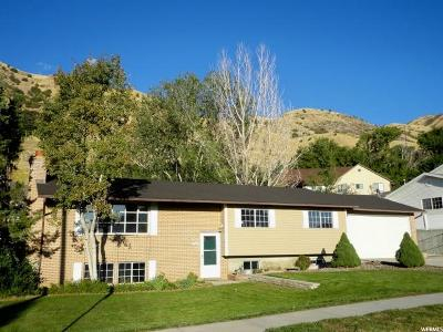 Brigham City Single Family Home For Sale: 200 N Highland Blvd