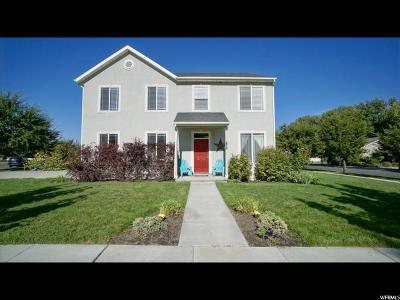 Springville Single Family Home For Sale: 435 N 650 W