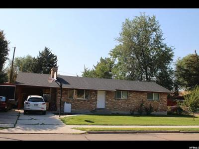 Provo Single Family Home For Sale: 1187 W 400 St N