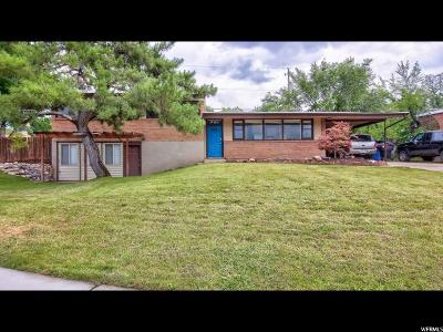 Orem Single Family Home For Sale: 1633 S 165 W
