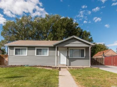 Orem Single Family Home For Sale: 663 N Orchard