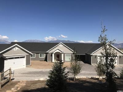 Spanish Fork Single Family Home For Sale: 6308 W 6320 S