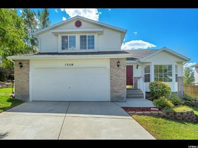 Draper Single Family Home For Sale: 15114 S Vernal Cv