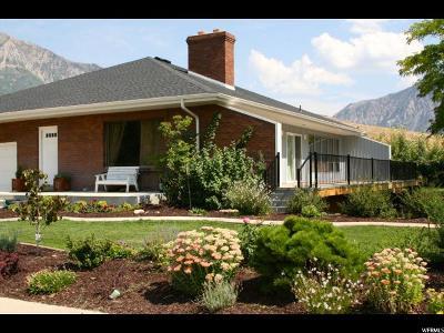 Orem Single Family Home For Sale: 1092 N 600 E