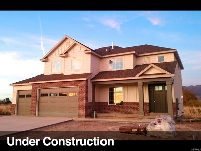 Spanish Fork Single Family Home For Sale: 632 W 1460 S #LOT 45
