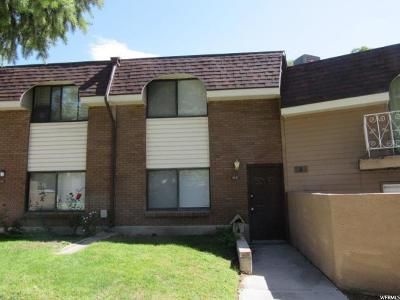 Provo Condo For Sale: 1410 W Lancelot Dr N