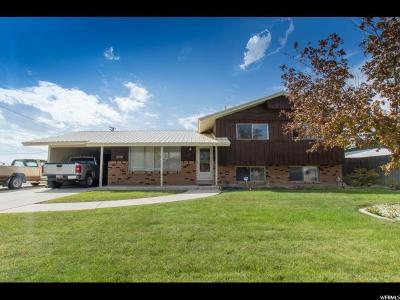 Tremonton Single Family Home For Sale: 911 N Tremont