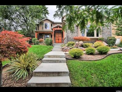 Pleasant Grove Single Family Home For Sale: 732 N Homestead Cir E