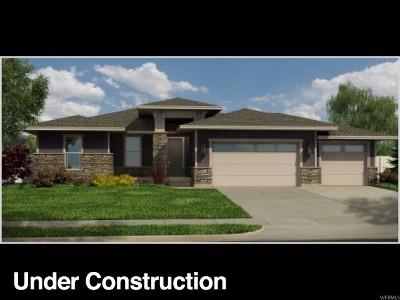 Grantsville Single Family Home For Sale: 664 S Gold Dust Rd E #736