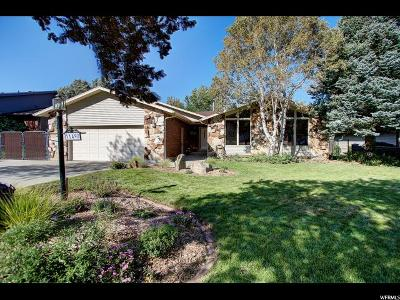 Sandy Single Family Home For Sale: 11498 S High Mountain Dr